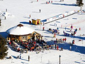 Rogla 10 (Slovenija) - zimovanje, skijanje, zima 2013-2014